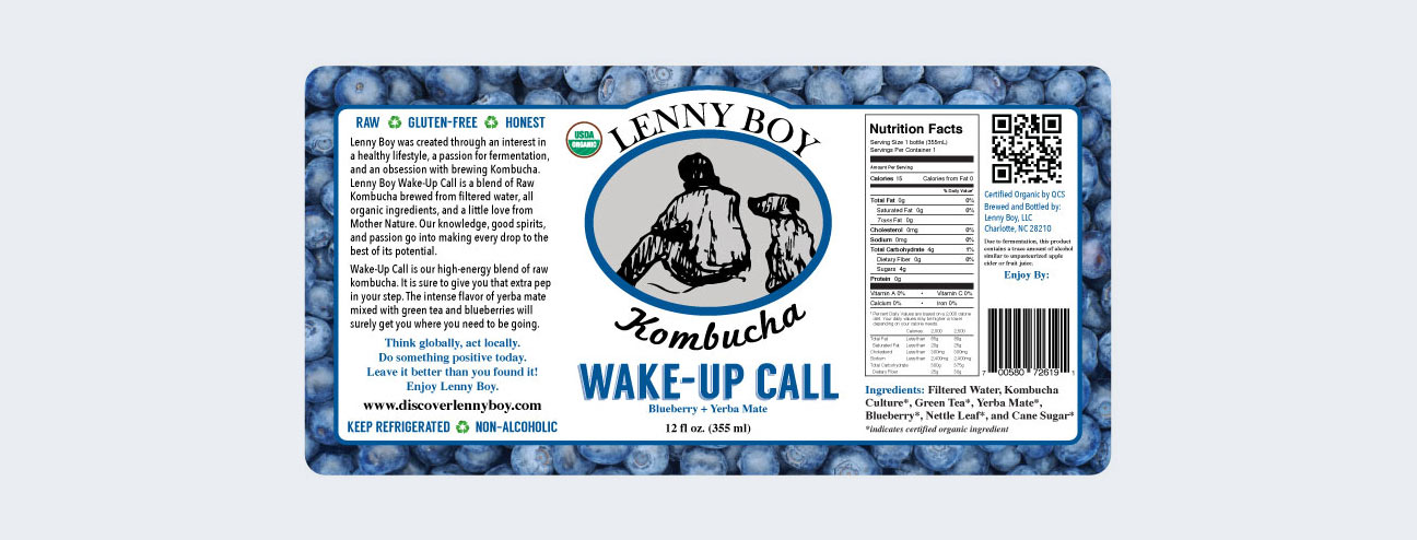 Lenny Boy Lable