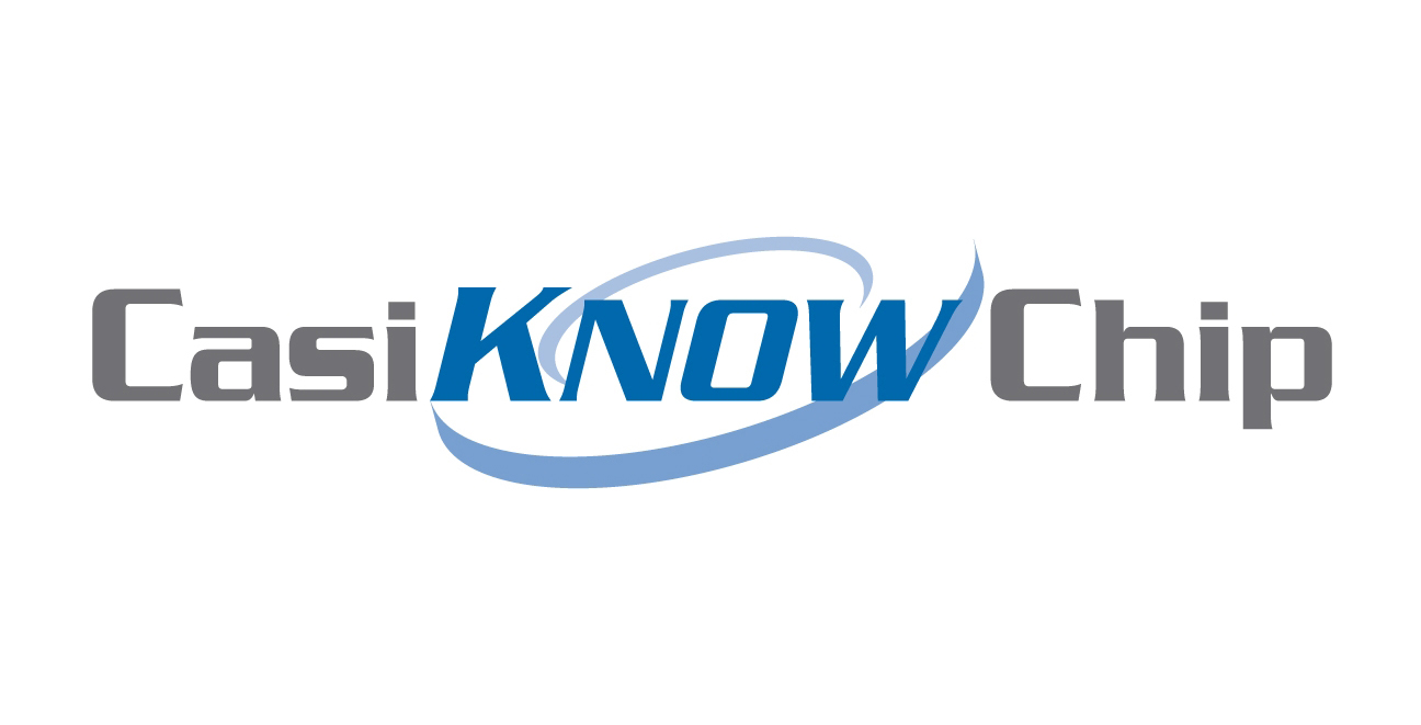 CasiKnow Chip Logo