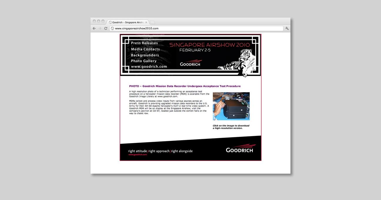 Goodrich Airshow Invite